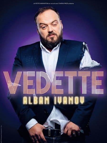 Alban IVANOV, Vedette