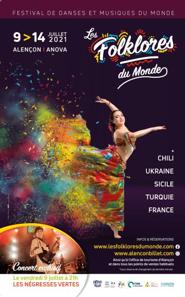 Les Folklores Du Monde